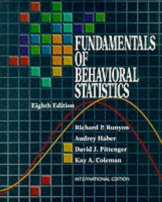 Fundamentals of Behavioral Statistics