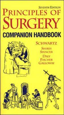 Principles Of Surgery Companion Handbook 7ed