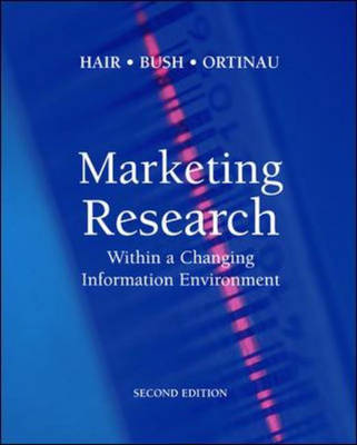 Marketing Research: Within a Changing Information Environment