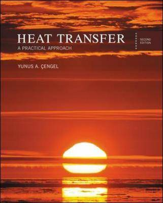 Heat Transfer: A Practical Approach: With EES CD
