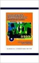 Management Communication: Principles and Practice