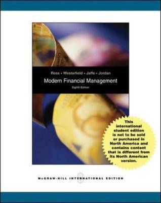 Modern Financial Management