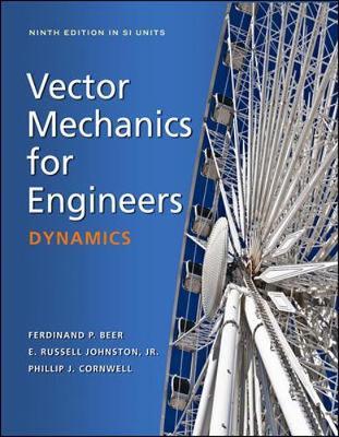 Vector Mechanics 4 Engrs:Dynamics Si 9E