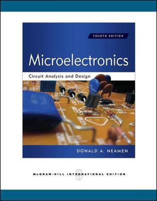 Microelectronic Circuit Analysis And Design
