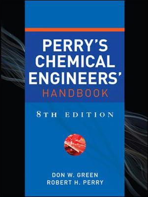 Perrys Chemical Engineers Handbook 8/E