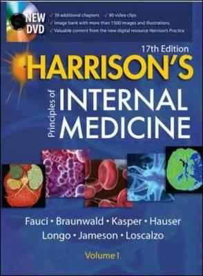 Harrisons Principles Of Internal Medicine 2-vol 17ed08