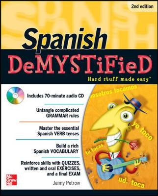 Spanish Demystified 2/E (Set 2)