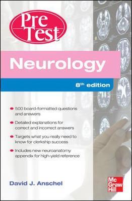 Neurology Pretest Self-Assessment And Review 8/E