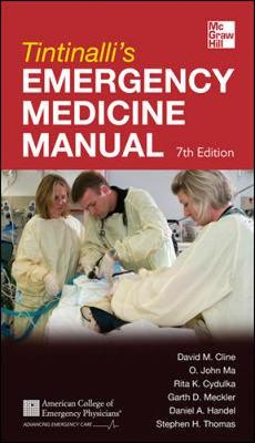 Tintinallis Emergency Medicine Manual 7/E