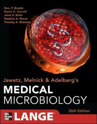 Jawetz Melnick & Adelbergs Medical Microbiology