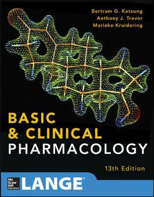 Basic and Clinical Pharmacology 13/E