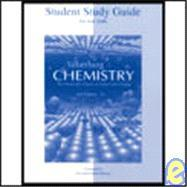 Student Study Guide to Accompany Chemistry: The Molecular Nature of Matter and Change