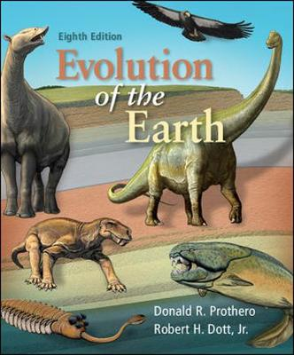 Evolution of the Earth