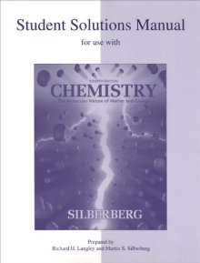 Student Solutions Manual to Accompany Chemistry: The Molecular Nature of Matter and Change