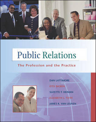 Public Relations for the Information Age with Olc Card