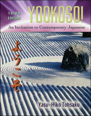 Yookoso! Invitation to Contemporary Japanese