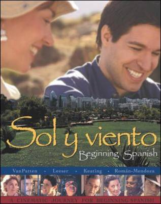 Sol Y Viento: With Online Learning Center Bind in Card