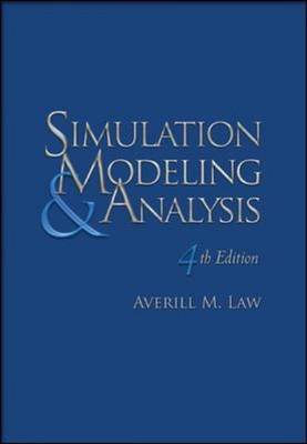 Simulation Modeling and Analysis: WITH Expertfit Software