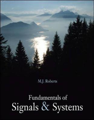 Fundamentals Signals Systems