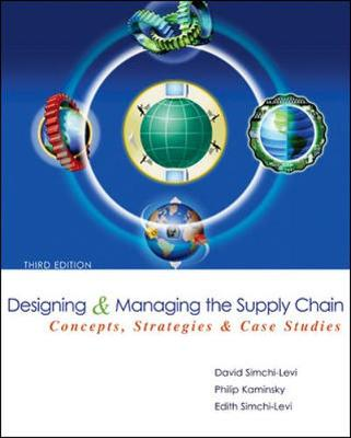 Designing And Managing The Supply Chain W/Student Cd Mandatory Pkg