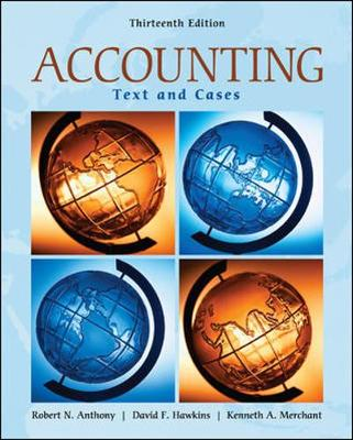 Accounting: Text And Cases