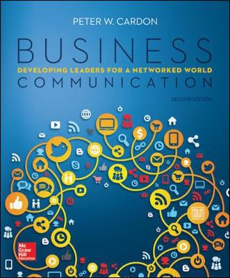 Bus Communication: Dev Leaders Networked Wrld
