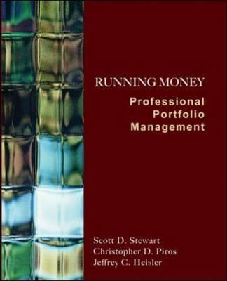 Running Money: Professional Portfolio Management