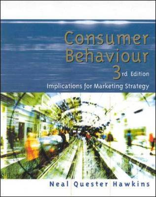 Consumer Behavior: Implications for Marketing Strategy