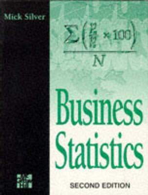 Business Statistics 2E
