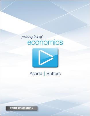 Print Companion For Principles Of Economics