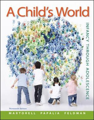 A Childs World: Infancy Through Adolescence