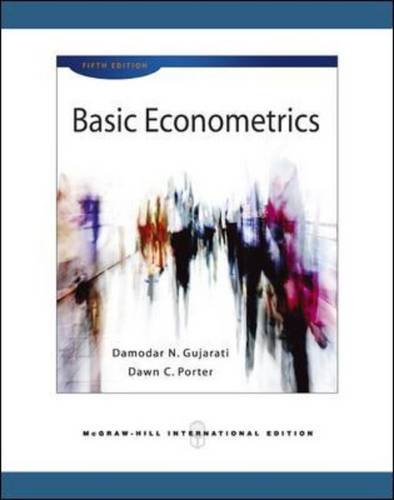 Gen Combo: Basic Econmet, Eview
