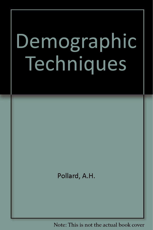 Demographic Techniques