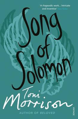 Song of Solomon: A Novel
