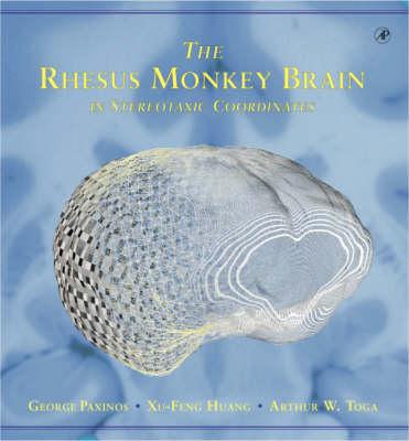 The Rhesus Monkey Brain in Sterotaxic Coordinates