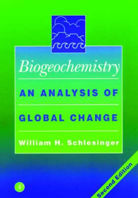 Biogeochemistry: An Analysis of Global Change