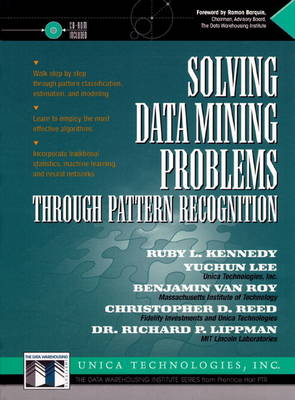 Solving Data Mining Problems Through Pattern Recognition