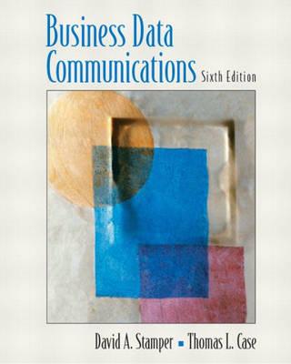 Business Data Communications