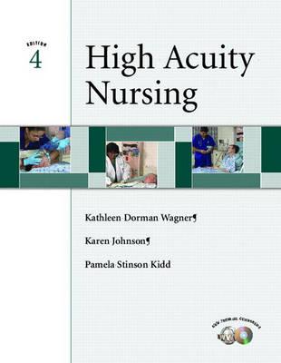 High Acuity Nursing 4ed