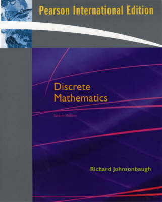 Discrete Mathematics: International Version