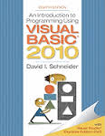 An Introduction to Programming with Visual Basic.Net, and Microsoft VB. Net and Document VB.Net