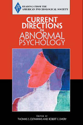 APS: Current Directions in Abnormal Psychology