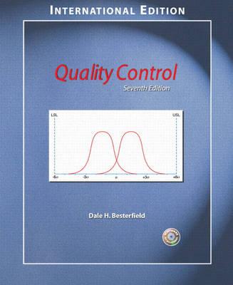 Quality Control: International Edition