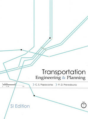 Transportation Engineering and Planning SI