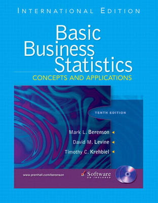Basic Business Statistics: Concepts and Applications