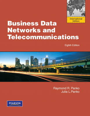 Business Data Networks and Telecommunications: International Version