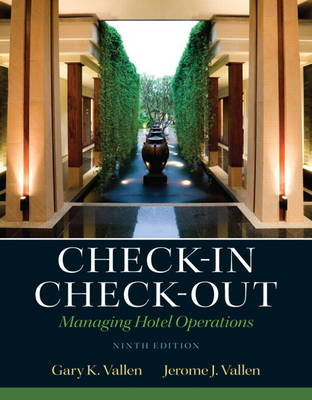 Check-in Check-Out: Managing Hotel Operations