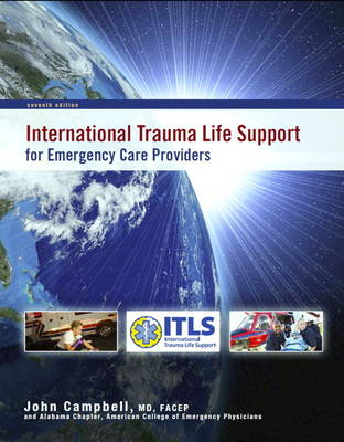 International Trauma Life Support for Emergency Care Providers and Resource Central EMS Student Access Code Card Package