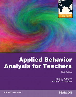 Applied Behavior Analysis for Teachers