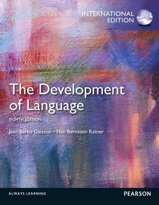 Development of Language, The: International Edition